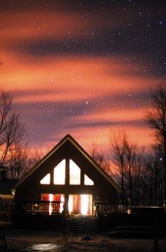 Elk Mt Ski House
