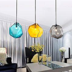 Candelabre Stil Minimalist Modern/Contemporan Sufragerie/Dormitor/Cameră de studiu/Birou/Cameră Copii Sticlă – EUR € 199.99