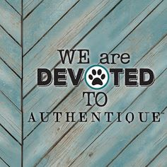 """""""Devoted"""" by Authentique Paper"""