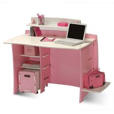Exceptionnel Kids Study Table Idea · Pink Child Desk. Would Love This For Ava! Pink  Furniture, Home Office Furniture