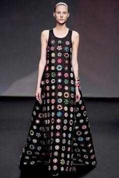 Nicole Pollard @ Christian Dior Haute Couture F/W 2013-14, Paris