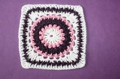 Busy Bessy Creatief: Circle of friends granny square