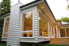 Renovate Magazine - Home Renovations Home Reno, My House, Beach House, Villa, Exterior, Windows, In This Moment, Bungalows, Reno Ideas