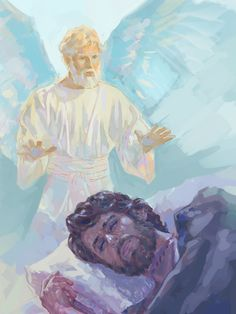 What did Gabriel tell Mary about her son? How did Elizabeth and Mary feel about the things that happened to them? Bible Photos, Bible Pictures, Jesus Pictures, Jesus Stories, Bible Stories, Holy Spirit Lesson, Indian Sign Language, Joseph Dreams, Arte Judaica