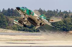 RF-4EJ Kai Phantom II, 57-6907, 501 Hikotai