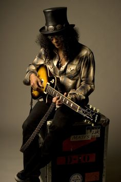Slash | One of the best guitarists of all time Rock 'n' Rool
