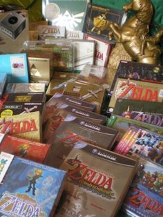 Psychiatrist says-You have a Legend of Zelda Obsession. You say-Yeaaaaa...not seeing it...