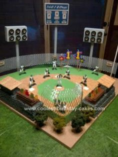 how to build a baseball field from scratch