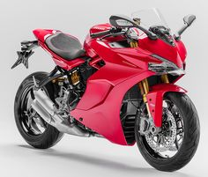 ducati supersport range also includes the 'supersport s' version