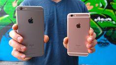 Erste Updates für iPhone 6S und iPhone 6S Plus! - https://apfeleimer.de/2015/09/erste-updates-fuer-iphone-6s-und-iphone-6s-plus - iPhone 6S angekommen? Dann gibt es auch schon das erste Update für die beiden neuen iPhone 6S und iPhone 6S Plus direkt nach dem Auspacken! Bei ein paar Glückspilzen hat heute schon der Paketbote ein neues iPhone geliefert, viele müssen (mindestens) bis zum morgigen Freitag auf die iPhone 6S un...