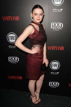 Joey King Photos - Actress Joey King attends Vanity Fair and FIAT Young Hollywood Celebration at Chateau Marmont on February 2016 in Los Angeles, California. - Vanity Fair and FIAT Toast to 'Young Hollywood' - Arrivals Joey King Hot, Selena, Ramona And Beezus, White House Down, Peplum Dress, Bodycon Dress, King Photo, Beautiful Redhead, Vanity Fair