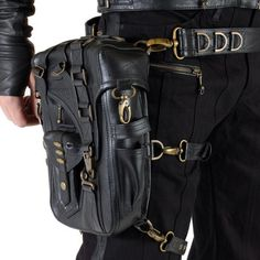Jungle Tribe Jungle Storm Holster Bag / Utility Belt – FIVE AND DIAMOND One day, I'll find a reason to spend this much and by myself this bag.