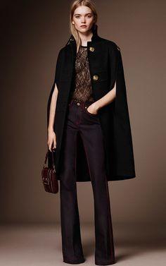Burberry Pre Fall 2016 Look 22 on Moda Operandi