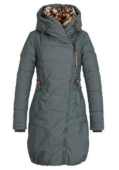 NAKETANO Der Geist - Jacket for Women - Green - Planet Sports New Words,  Jackets 704bf6f0b7