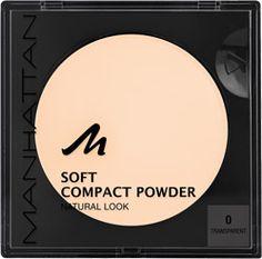 Soft Compact Powder - Teint - Manhattan Cosmetics