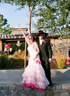 Jaclyn & Joseph's Rock Star Wedding