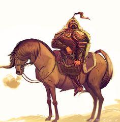 Temple: Mongol practice..