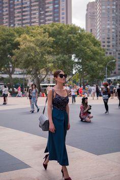NY Fashion week Madness — Negin Mirsalehi