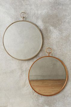 Slide View: 2: Hoop Mirror