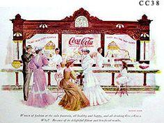 Coca Cola 1800's