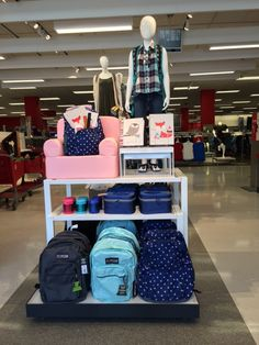 Visual Merchandising - Cross merchandising food, apparel and home product at Target