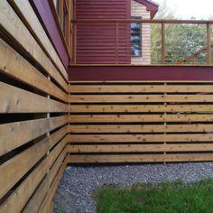 Deck Skirting Home Design Ideas