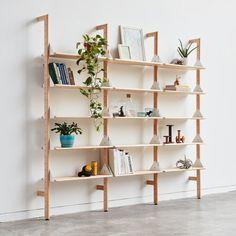 Modular Shelving, Shelving Systems, Modern Shelving, Storage Shelves, Adjustable Shelving, Modular Bookshelves, Office Shelving, Ikea Shelving Unit, Modern Bookshelf