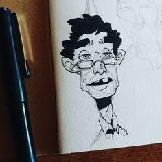 Coffee doodle  #ink #sketch #art #sketchbook