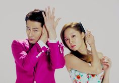 Get excited for Jo In Sung and Gong Hyo Jin's​​ 'It's Okay, That's Love' with fun new teasers! Releasing Trm