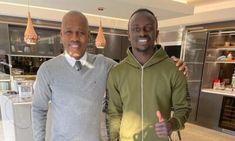 """Mady Touré salue """"l'environnement professionnel autour de Sadio Mané"""" ► plus d'infos sur wiwsport.com"""