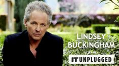 Lindsey Buckingham IT Unplugged (2020) artwork for Apple TV