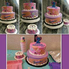 Buttercream #docmcstuffins #cake #sweetartscreations @ambersweetarts www.facebook.com/sweetartscreationsllc
