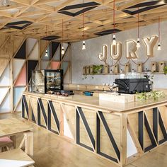 Settle in for a long stretch of café culture indulgence at former Melbourne prison... http://www.we-heart.com/2014/11/25/jury-cafe-pentridge-village-melbourne/