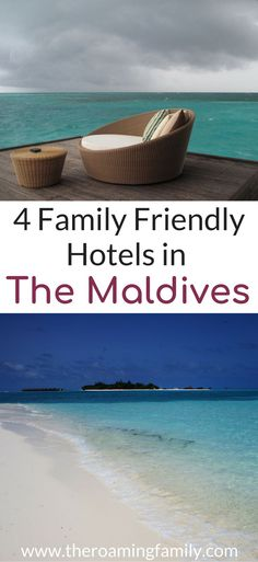 If you're planning a trip to the Maldives with your family, you HAVE to read this first. We will give you some tips on how to find family friendly hotels in the Maldives complete with kids clubs. We will give you some tips and some things to consider when choosing a hotel with kids in the Maldives. Come check out our guide to finding a family friendly hotel in the Maldives and which ones we suggest. Don't forget to save this to your travel board. #themaldives #familyfriendlyhotel…