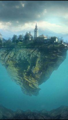 Eslovenia - Lago Bohinj