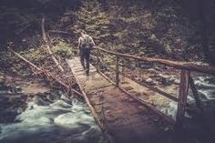 Image result for People with wooden hiking sticks
