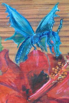 … Dragons, Painting, Art, Art Background, Painting Art, Kunst, Paintings, Performing Arts, Painted Canvas