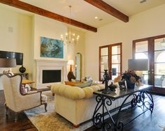 Spanish Room Designs   Spanish Colonial Living Room