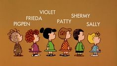 Friends of Charlie Brown Peanuts Cartoon, Peanuts Snoopy, Peanuts Comics, Snoopy Love, Snoopy And Woodstock, Peanuts Characters, Cartoon Characters, Sally Brown, Lucy Van Pelt