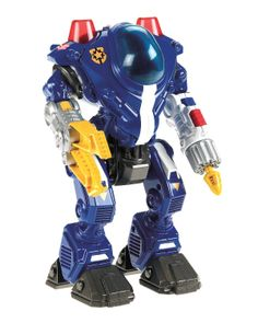 Amazon.com: Fisher-Price Imaginext Robot Police Robot: Toys & Games