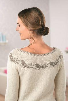 Ravelry: Dawn Chorus pattern by Anniken Allis Ravelry: Dawn Chorus pattern by Anniken Allis Fair Isle Knitting Patterns, Fair Isle Pattern, Knitting Stitches, Knitting Designs, Knit Patterns, Hand Knitting, Knit Or Crochet, Crochet Clothes, Sweaters