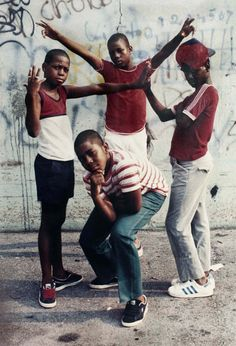 Back in the Days, Jamel #Shabazz ©