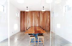 Office / Fuzzco   Design d'espace // #bafco #bafcointeriors Visit www.bafco.com for more inspirations.