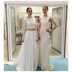 @theiacouture has something for every bride! Happy Saturday! #loveandlacebridal