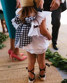 It's My Valentine: Faith: María Baraza Baby Girl Fashion, Kids Fashion, Baby Dress, Marie, Girl Outfits, White Dress, Ruffle Blouse, Wedding Dresses, Clothes