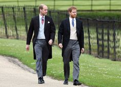 Prince Harry and Prince William Spotted! See All of the Arrivals at Pippa Middleton's Wedding | E! News