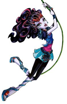 Jane Boolittle. Basic. New Profile art