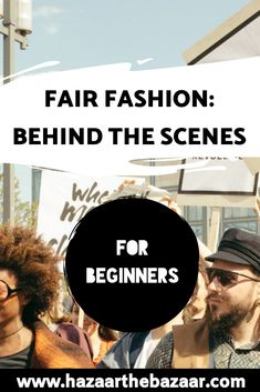 Fair fashion: what exactly is it? Let's talk it out- if you're new to the fair fashion movement, this is everything you need to know. Need To Know, Behind The Scenes, Posts, Let It Be, Blog, Fashion, Moda, Messages, Fashion Styles