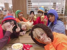 South Park in the shopping by sirukyps on DeviantArt Best Of South Park, South Park Funny, Style South Park, South Park Memes, South Park Costumes, South Park Cosplay, South Park Fanart, Butters South Park, Trey Parker