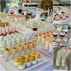 Dessert Station www.edible-art-cakes.co.za